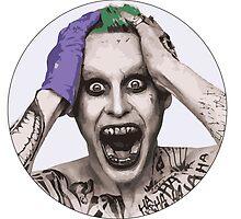 Jared Letos Joker by Guardian870