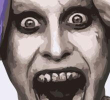 Jared Letos Joker Sticker