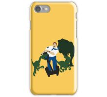 Jurassic Blart iPhone Case/Skin