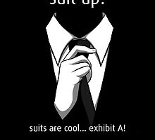 Suit up! - How I Met Your Mother by hscases