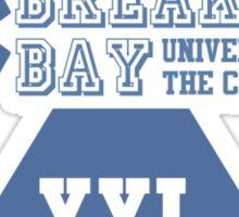 Property of Breaker Bay U Sticker