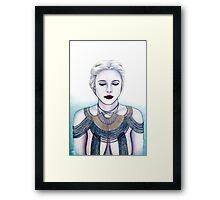 Rayetso Framed Print