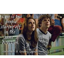 Love quote - Adventureland by JSThompson