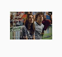Love quote - Adventureland Unisex T-Shirt