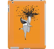 Seductive Ghost (Color Burst) iPad Case/Skin