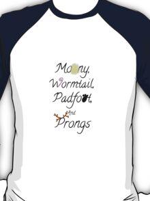 The Mauraders T-Shirt