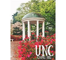 UNC Chapel Hill Photographic Print