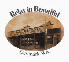 Denmark T by pennyswork