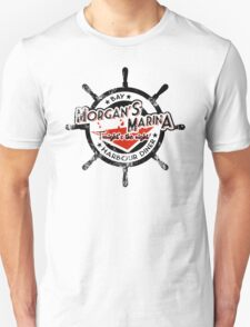 Morgan's Marina (black) T-Shirt