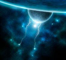The Inner Nebula by charmedy