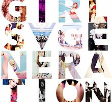GIRLS´GENERATION by Jaimeosnayaa