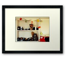 The Essence of Happiness Framed Print