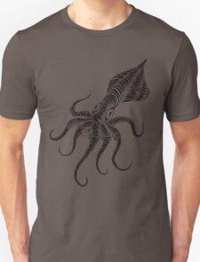Squid - Ink Unisex T-Shirt