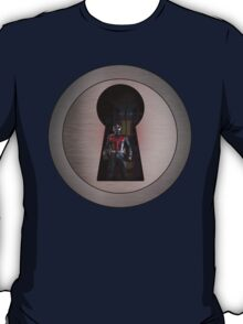 An Ant in the Keyhole T-Shirt