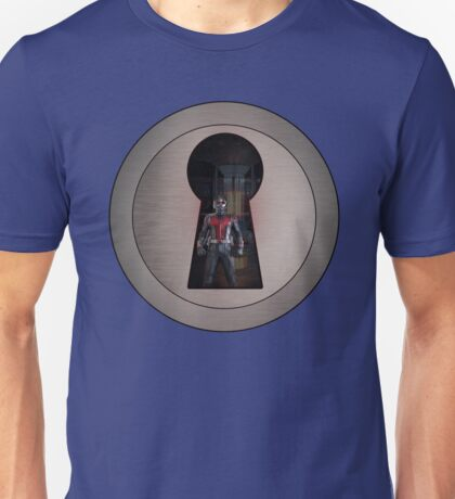 An Ant in the Keyhole Unisex T-Shirt