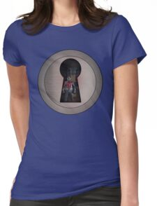 An Ant in the Keyhole Womens Fitted T-Shirt