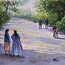 The Road to Market by Fiona  Lee