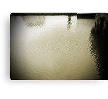 Water World #5 Canvas Print