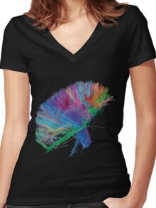 The 2nd Law Women's Fitted V-Neck T-Shirt