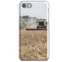 Combine Harvester in Norfolk iPhone Case/Skin