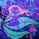 Flying On Mary Leaf by Adriel Restrepo