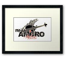 Ambrose Fandom: AMBROS! Framed Print