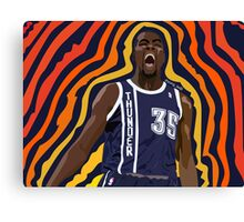The Radiant KD Canvas Print