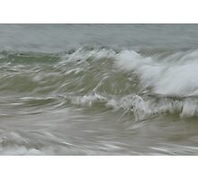 From an abstract sea III Photographic Print