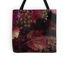The Blood of the Grape Tote Bag