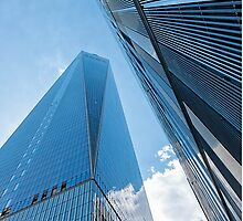 The Freedom Tower, New York City by Beverley Goodwin