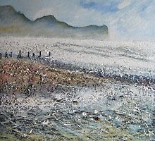 Sandsend by Sue Nichol