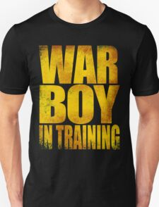 WAR BOY in Training T-Shirt