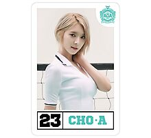 AOA-CHOA-HEART ATTACK Photographic Print