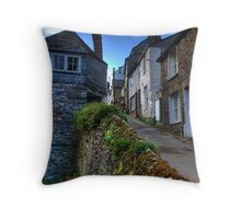 Rose Hill Port Isaac Throw Pillow