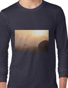 Foggy Morning on the Farm, As Is Long Sleeve T-Shirt