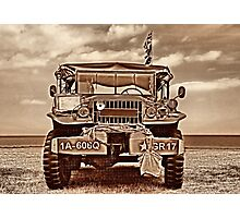 Power Wagon Photographic Print