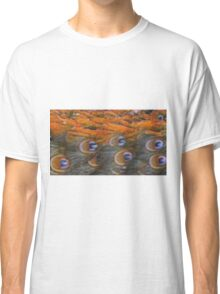 Painted Peacock Classic T-Shirt