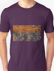 Painted Peacock Unisex T-Shirt