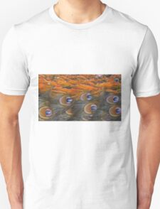 Painted Peacock T-Shirt