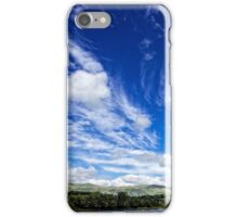 Ochil View from Gartmorn Dam Country Park iPhone Case/Skin