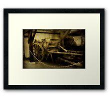 Olden Days ©  Framed Print