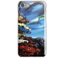 Scrapyard iPhone Case/Skin