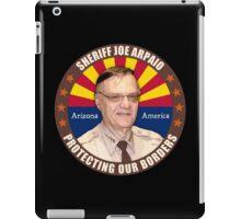 Sheriff Joe Arpaio iPad Case/Skin