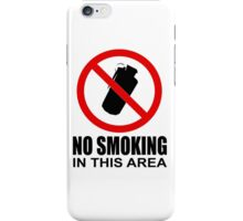 No smoking - CS:GO iPhone Case/Skin