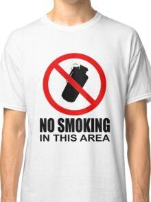 No smoking - CS:GO Classic T-Shirt