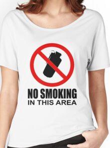 No smoking - CS:GO Women's Relaxed Fit T-Shirt
