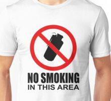 No smoking - CS:GO Unisex T-Shirt