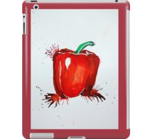 Red Pepper Rectangle iPad Case/Skin