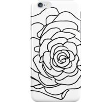 Pine Cone Sketch iPhone Case/Skin