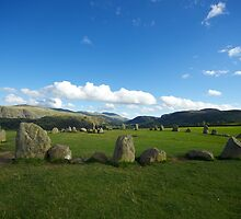 Castlerigg Stone Circle by LeeMartinImages